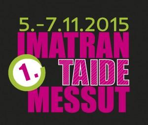 Logosuunnittelu Imatran taidemessut 2015