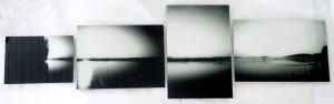 """""""Huomentapäivää"""" Silisec, 4 osaa 45x150 cm"""